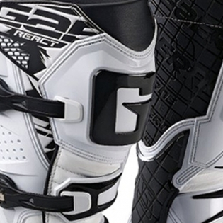 Gaerne G React Boots - White Image 4