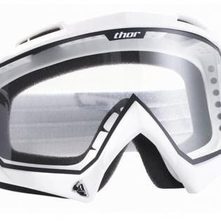 Thor Enemy Goggles - White Image 4