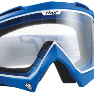 Thor Enemy Goggles - Blue Image 4
