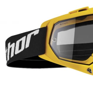 Thor Enemy Goggles - Yellow Image 2