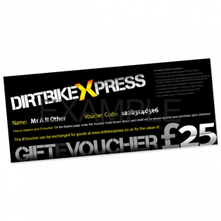 Dirtbikexpress Gift Voucher 100 Pounds Image 2