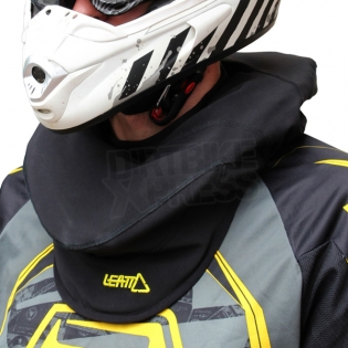 Leatt Neck Brace GPX Weather Collar Rain Cover Image 4