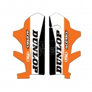 Factory Effex KTM Lower Fork Guard Decal