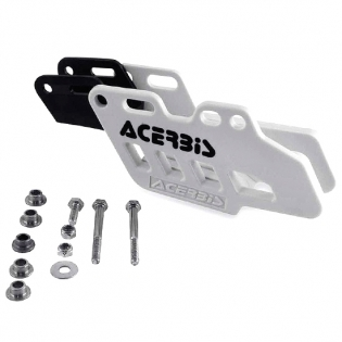 Acerbis X-Fit Honda Chain Guide - White
