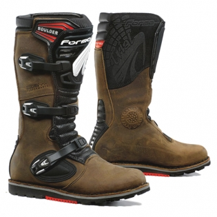 Forma Boulder Trials Boots - Brown