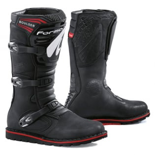 Forma Boulder Trials Boots - Black