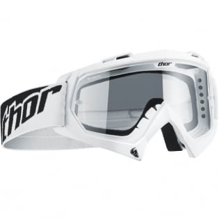 Thor Enemy Kids Goggles - White