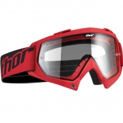 Thor Enemy Kids Goggles - Red