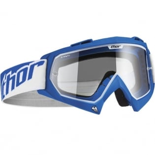 Thor Enemy Kids Goggles - Blue