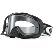 Oakley Crowbar Goggles - Jet Black Speed