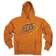 Troy Lee Designs Hoodie Double Take Orange