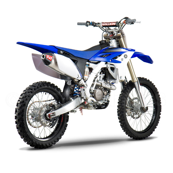 yoshimura rs4 stainless system yamaha yzf 250 2007 2013 dirtbikexpress. Black Bedroom Furniture Sets. Home Design Ideas