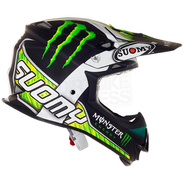 suomy mr jump helmet monster energy matt dirtbikexpress. Black Bedroom Furniture Sets. Home Design Ideas