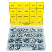 Bolt Hardware Flange Bolt Assortment Box