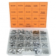 Bolt Hardware Euro Style Assortment Box