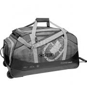 Ogio Trucker 8800 Wheeled Kit Bag - Black