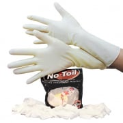 No Toil Latex Gloves
