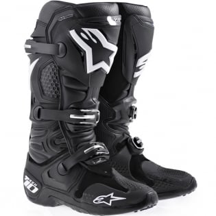 Alpinestars Tech 10 Boots - Black