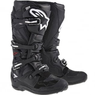 Alpinestars Tech 7 Boots - Black