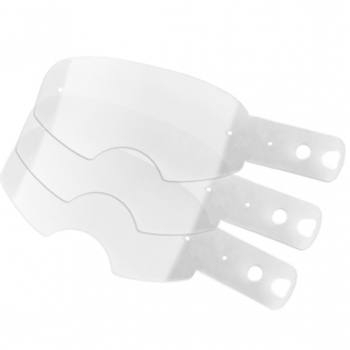 Genuine Dirtbikexpress Oakley Airbrake Tear-Offs **Special**