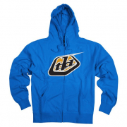 Troy Lee Designs Hoodie Classic Logo Royal Blue