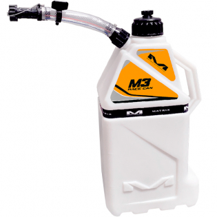 Matrix M3 Fuel Can - Orange