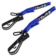 Matrix M1 Phatty Tie Down Straps - Blue (Pair)