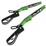 Matrix M1 Phatty Tie Down Straps - Green (Pair)