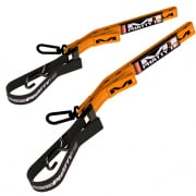 Matrix M1 Phatty Tie Down Straps - Orange (Pair)