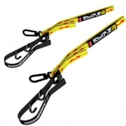 Matrix M1 Worx Tie Down Straps - Yellow (Pair)