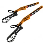 Matrix M1 Worx Tie Down Straps - Orange (Pair)
