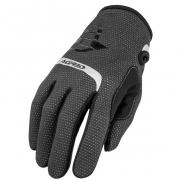 Acerbis Zero Degree 2.0 Motocross Gloves - Black