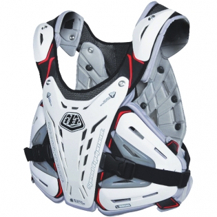 Troy Lee Designs 5900 Chest Protector - White