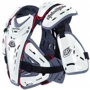 Troy Lee Designs 5955 Chest Protector - White