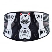 Troy Lee Designs 3305 Kidney Belt - White