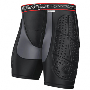 Troy Lee Designs 5605 Protection Shorts - Black