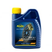 Putoline DOT 5.1 Brake Fluid - 500ml