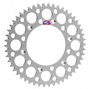 Renthal Rear Ultralight Sprocket Husqvarna - Silver