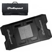 Polisport Motopad Workshop Bike Mat - Black