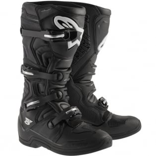 Alpinestars Tech 5 Boots - Black
