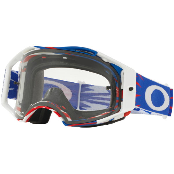 red oakley goggles  Oakley Airbrake MX