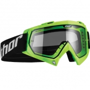 Thor Enemy Kids Goggles - Fluorescent Green