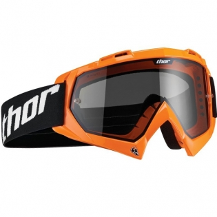Thor Enemy Kids Goggles - Fluorescent Orange