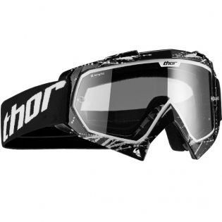 Thor Enemy Kids Goggles - Splatter Black