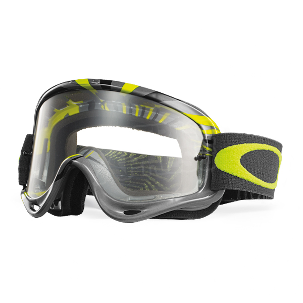 oakley o frame goggles rpm gunmental green dirtbikexpress. Black Bedroom Furniture Sets. Home Design Ideas
