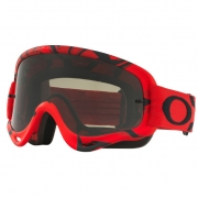Oakley O Frame Goggles - Intimidator Red Black Dark Grey