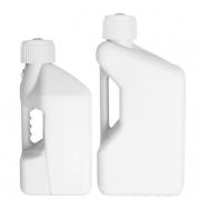 Tuff Jug Standard Fuel Can - White