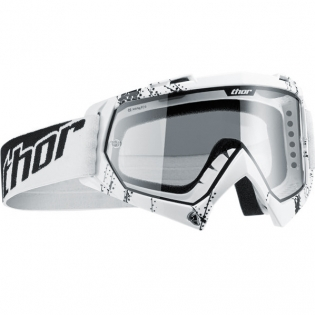 Thor Enemy Kids Goggles - Web White
