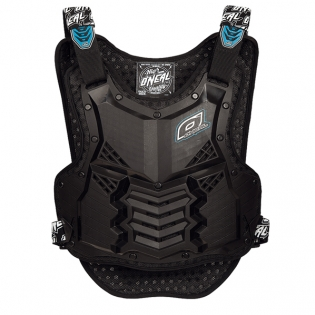 ONeal Holeshot Roost Guard Short - Black Blue
