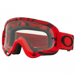 Oakley O Frame Goggles - Intimidator Red Black